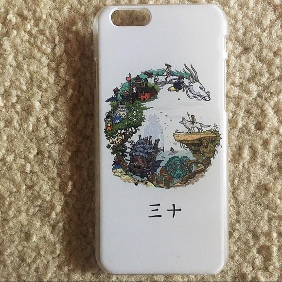 studio ghibli phone case iphone 6